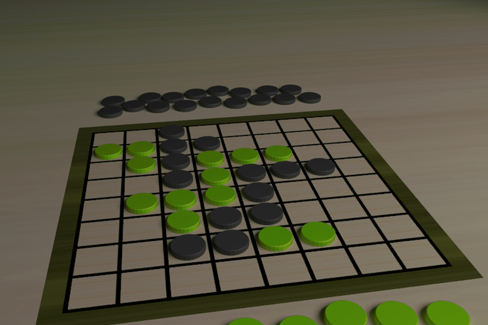 Screenshot Super Reversi 3d